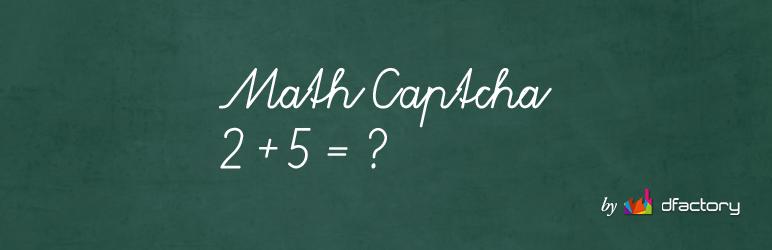 کپچای ریاضیات حرفه ای وردپرس با افزونه Math Captcha